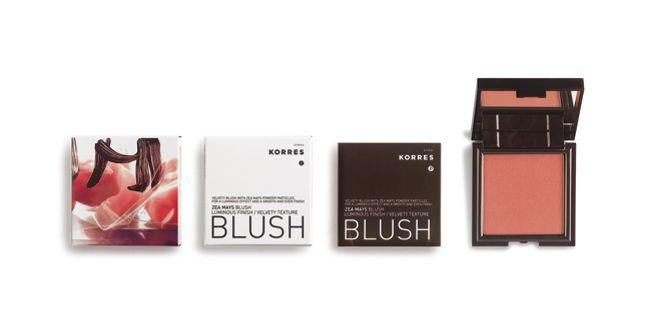 Korres Blush - Various Colours - RRP £17.50